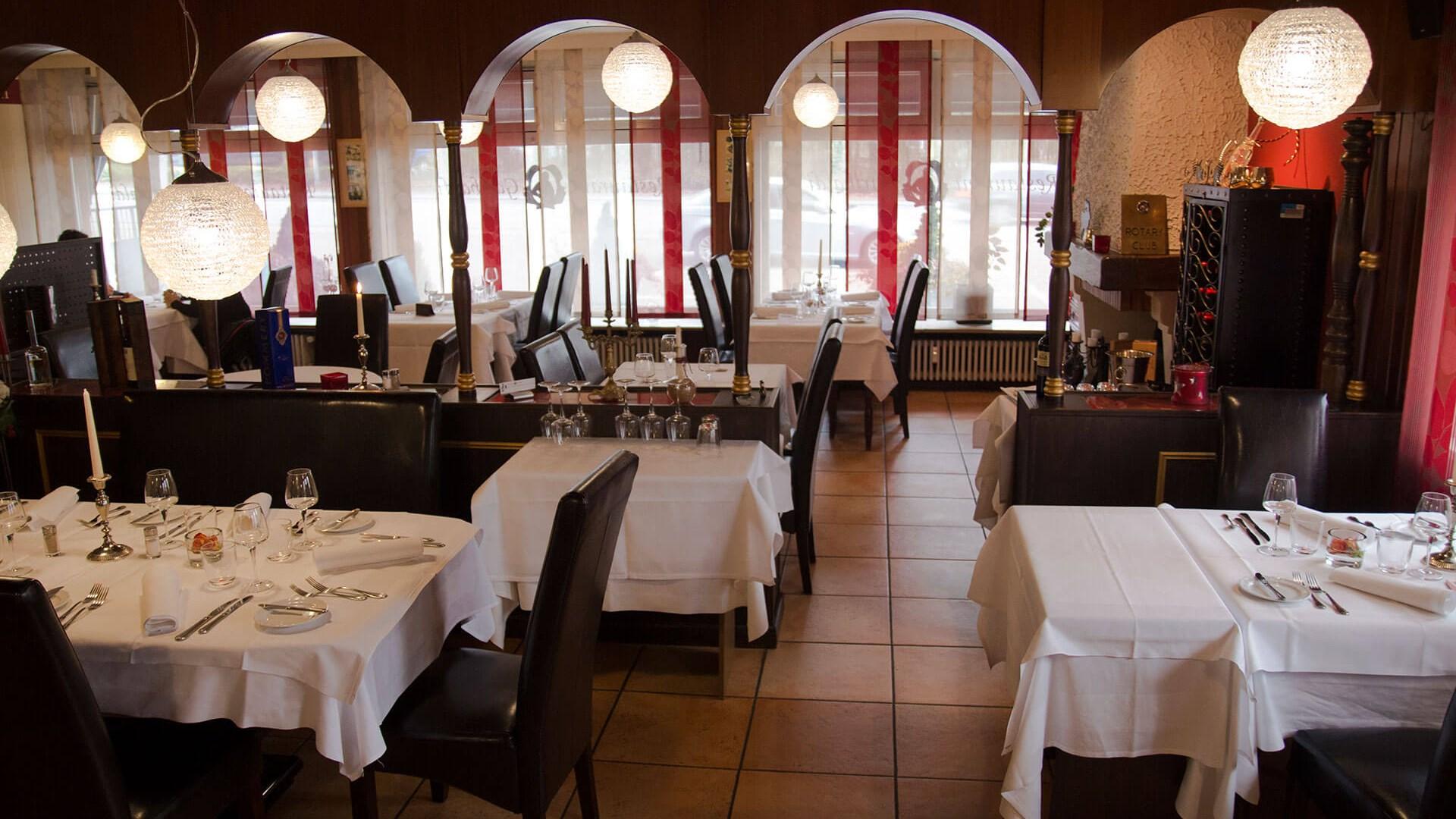 Willkommen - Restaurant Garibaldi - Dillingen